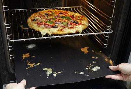 2-pack bbq-/ovenmatten | Herbruikbare bakmat voor de oven of bbq