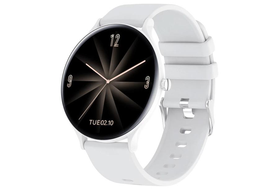 QW13 unisex smartwatch Wit