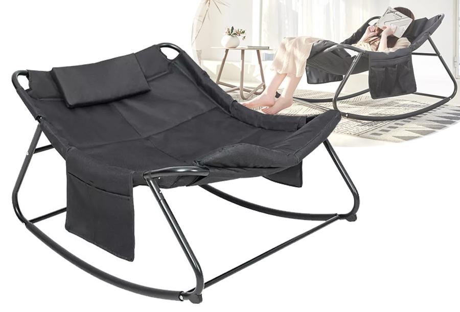 Comfortabele ligstoel in de aanbieding