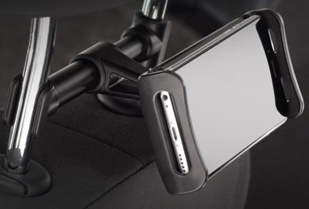 Tablet- en telefoonhouder | Ideale autoaccessoire voor lange autoritten - keuze uit 2 soorten