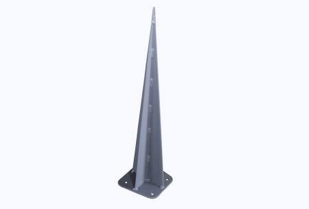 XXL uittrekbaar windscherm   Eventueel met grondankers en/of beschermhoes