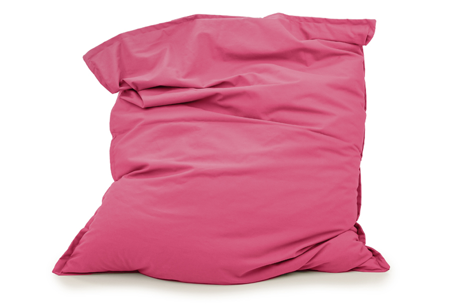 Your Basics zitzakken Afmeting 130 x 150 cm - Roze