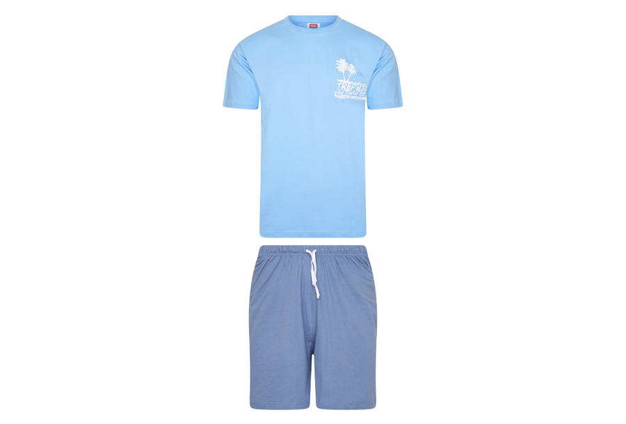 Pierre Cardin loungewear Maat S - Lichtblauw
