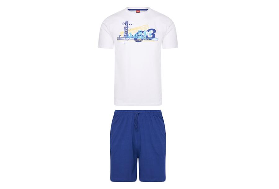 Pierre Cardin loungewear Maat XL - Wit