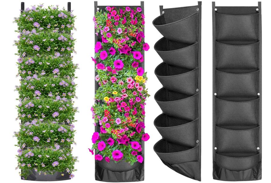 Bloemenzakken 7 vakken
