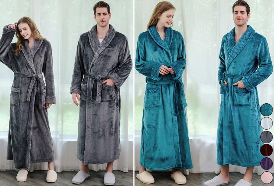 Badjas in de aanbieding