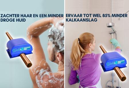 Water Improver PRO | Compacte waterontharder - tot 85% minder kalkaanslag!