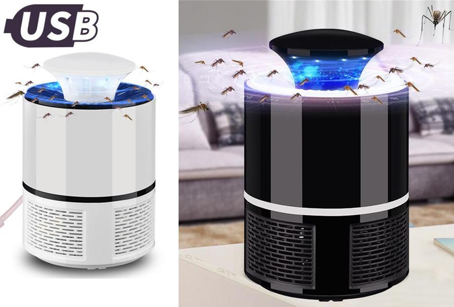 Muggenvanger lamp nu met korting