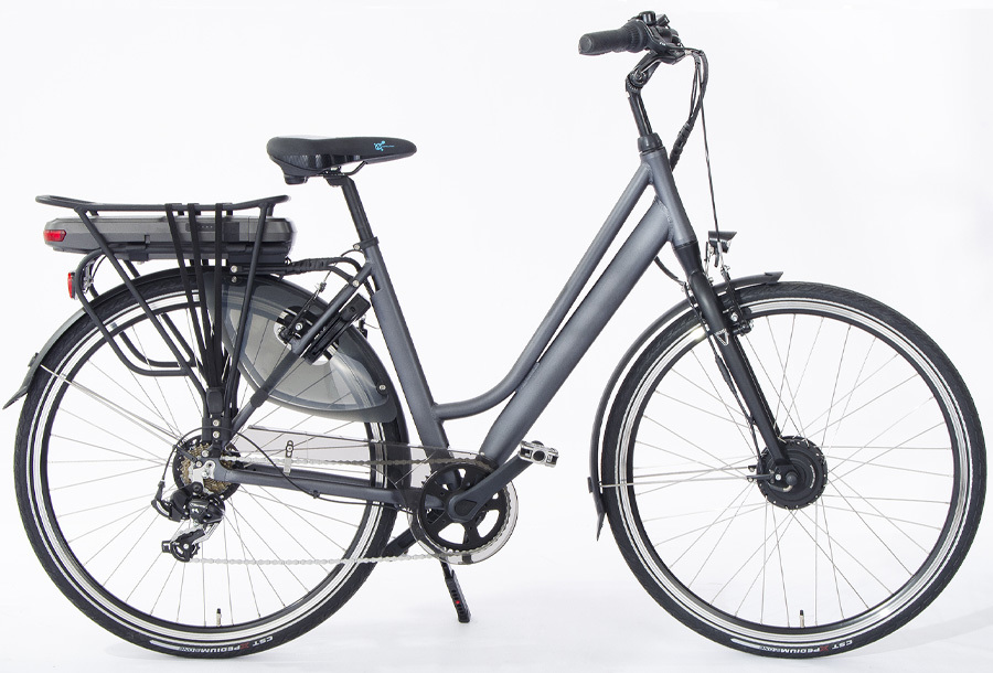 E-bike van DUTCC met korting
