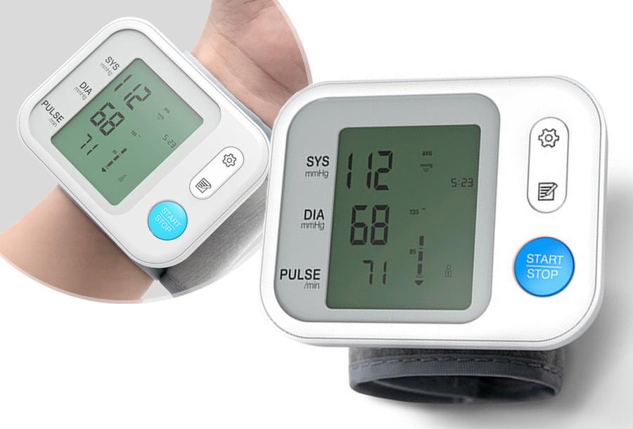 Bloeddrukmeter nu heel goedkoop