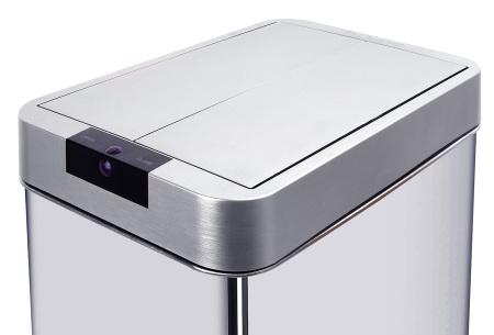 TurboTronic prullenbak met sensor | Moderne én hygiënische afvalbak!