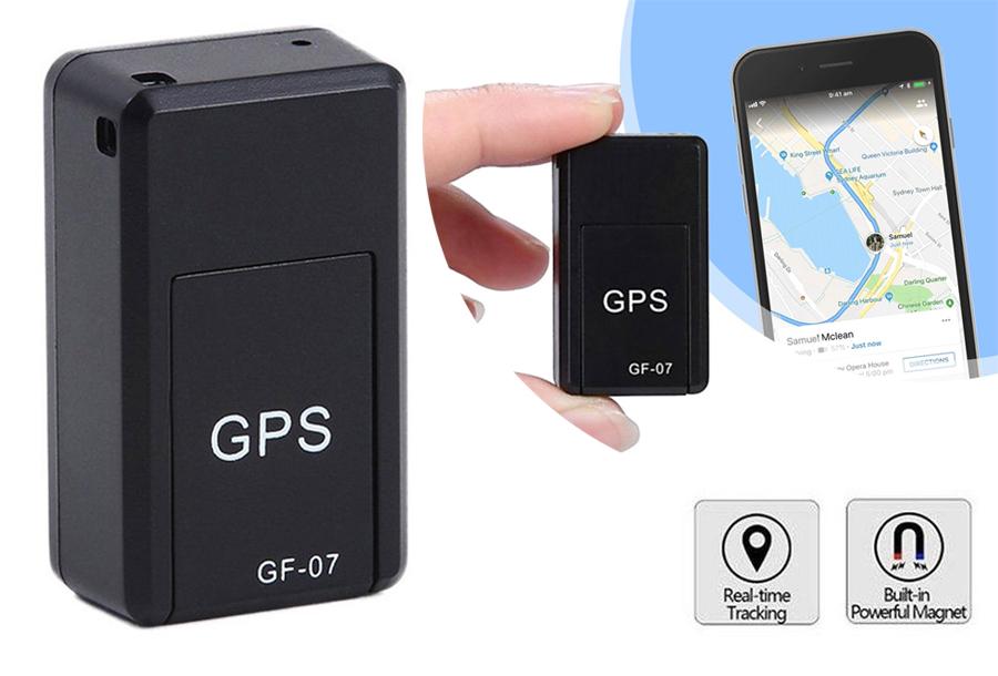 Mini gps tracker met 70% korting