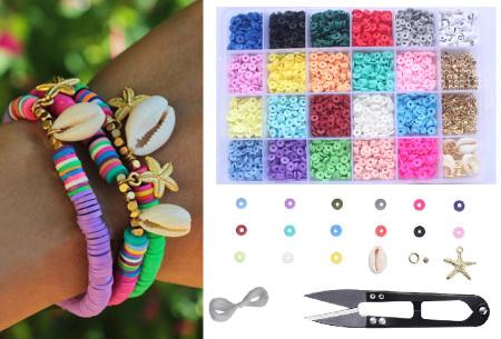 Kralenset   Zelf sieraden maken met dit complete DIY pakket!