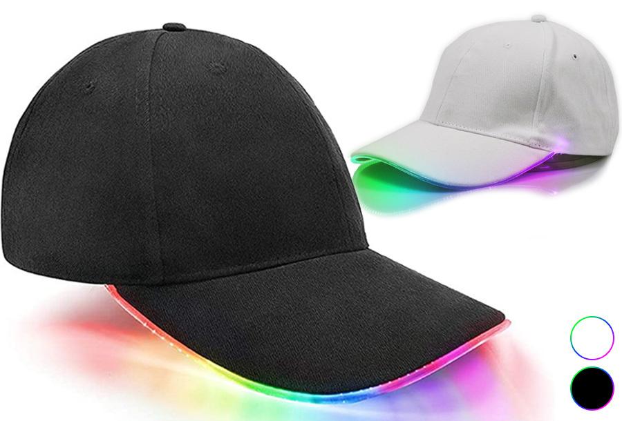 Led-cap voor heren en dames