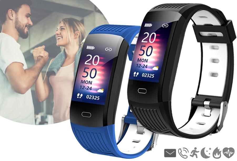 Activity tracker & smartwatch in één!