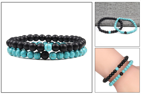 Edelsteen armbanden   Kralen armbandjes met positieve werking op je innerlijke rust