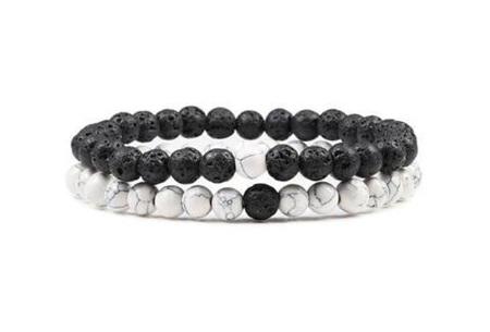 Edelsteen armbanden   Kralen armbandjes met positieve werking op je innerlijke rust J
