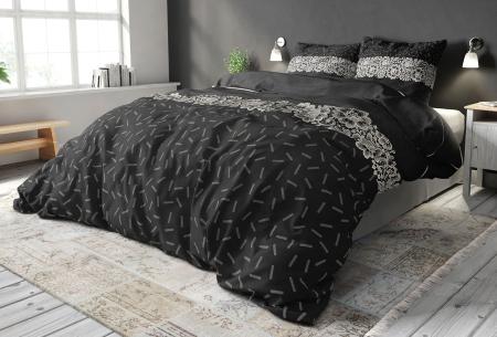 Elegance dekbedovertrekken van Sleeptime   Warme en zachte dekbedhoes met print  Dervio