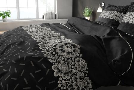 Elegance dekbedovertrekken van Sleeptime   Warme en zachte dekbedhoes met print
