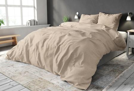 Elegance dekbedovertrekken van Sleeptime   Warme en zachte dekbedhoes met print  Jason