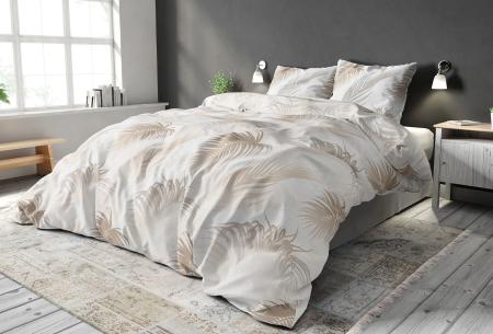 Elegance dekbedovertrekken van Sleeptime   Warme en zachte dekbedhoes met print  Jayda