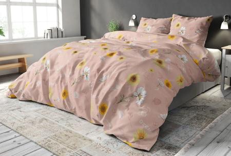Elegance dekbedovertrekken van Sleeptime   Warme en zachte dekbedhoes met print  Lizzie