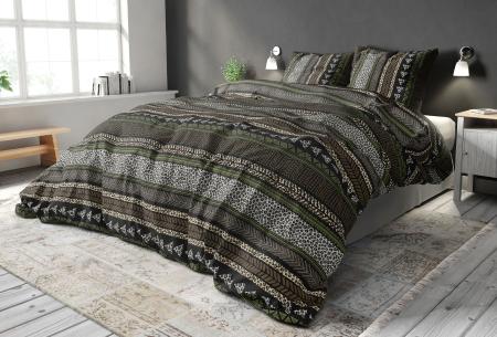 Elegance dekbedovertrekken van Sleeptime   Warme en zachte dekbedhoes met print  Marlon