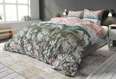 Elegance dekbedovertrekken van Sleeptime   Warme en zachte dekbedhoes met print  Shelby