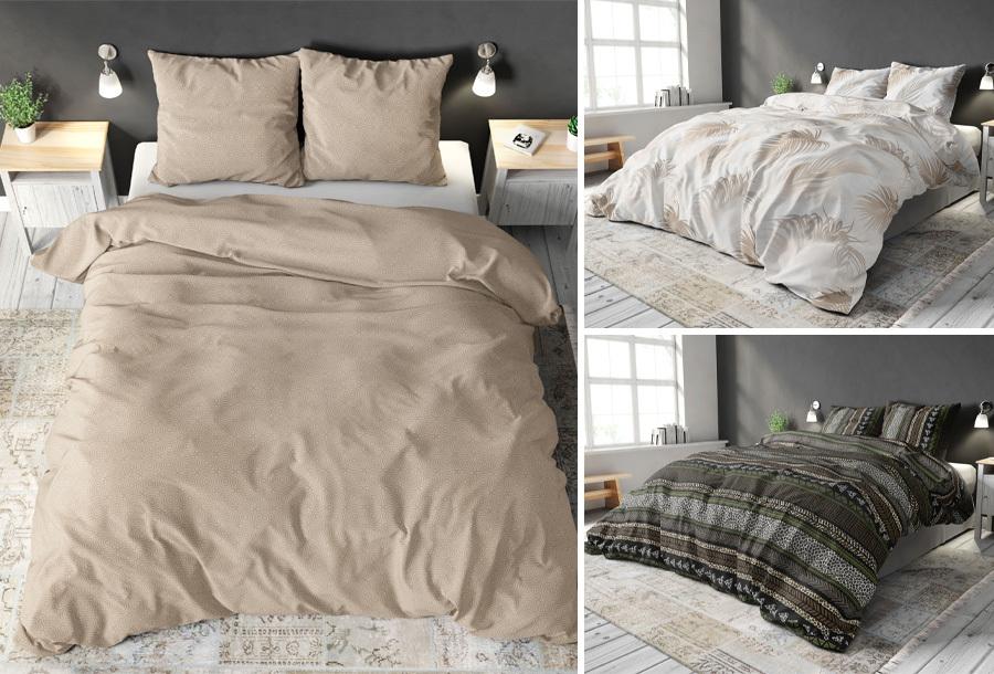 Sleeptime dekbedovertrekken met print
