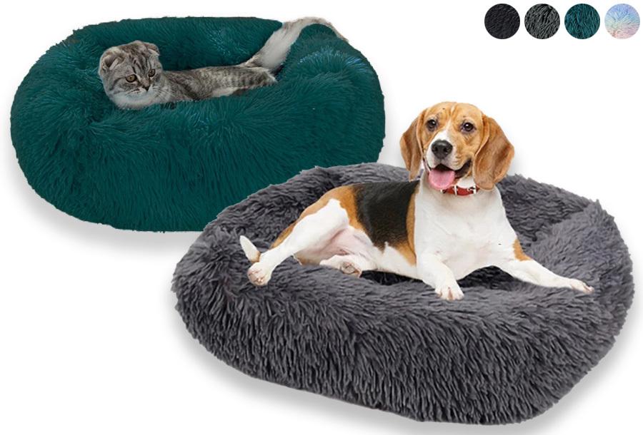Fluffy honden- en kattenmand nu in de aanbieding