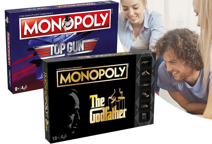 Monopoly gezelschapsspellen met 24% korting