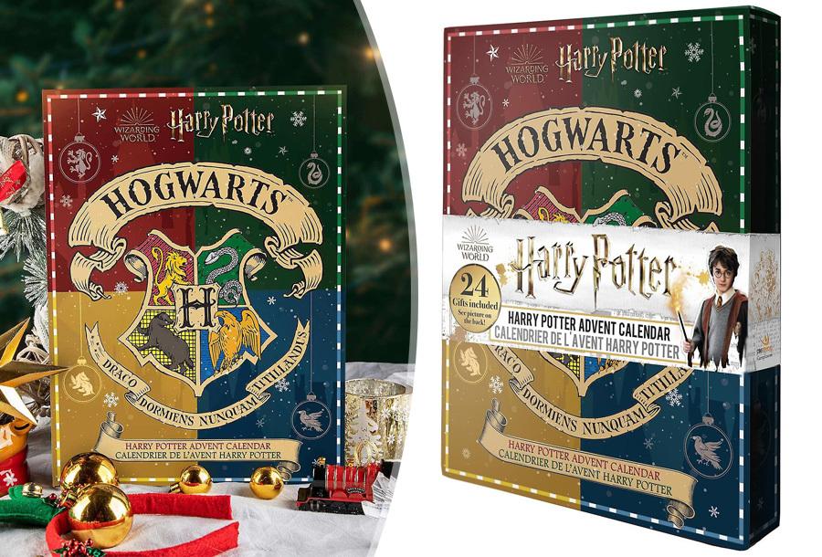 Harry Potter adventskalender 2021 nu 33% korting