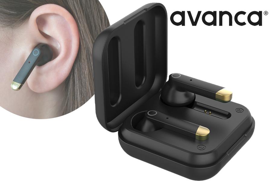 Draadloze oortjes van Avanca