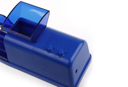 Elektrische sigarettenmaker nu slechts €14,95 | Maak zelf je sigaretten en bespaar geld!